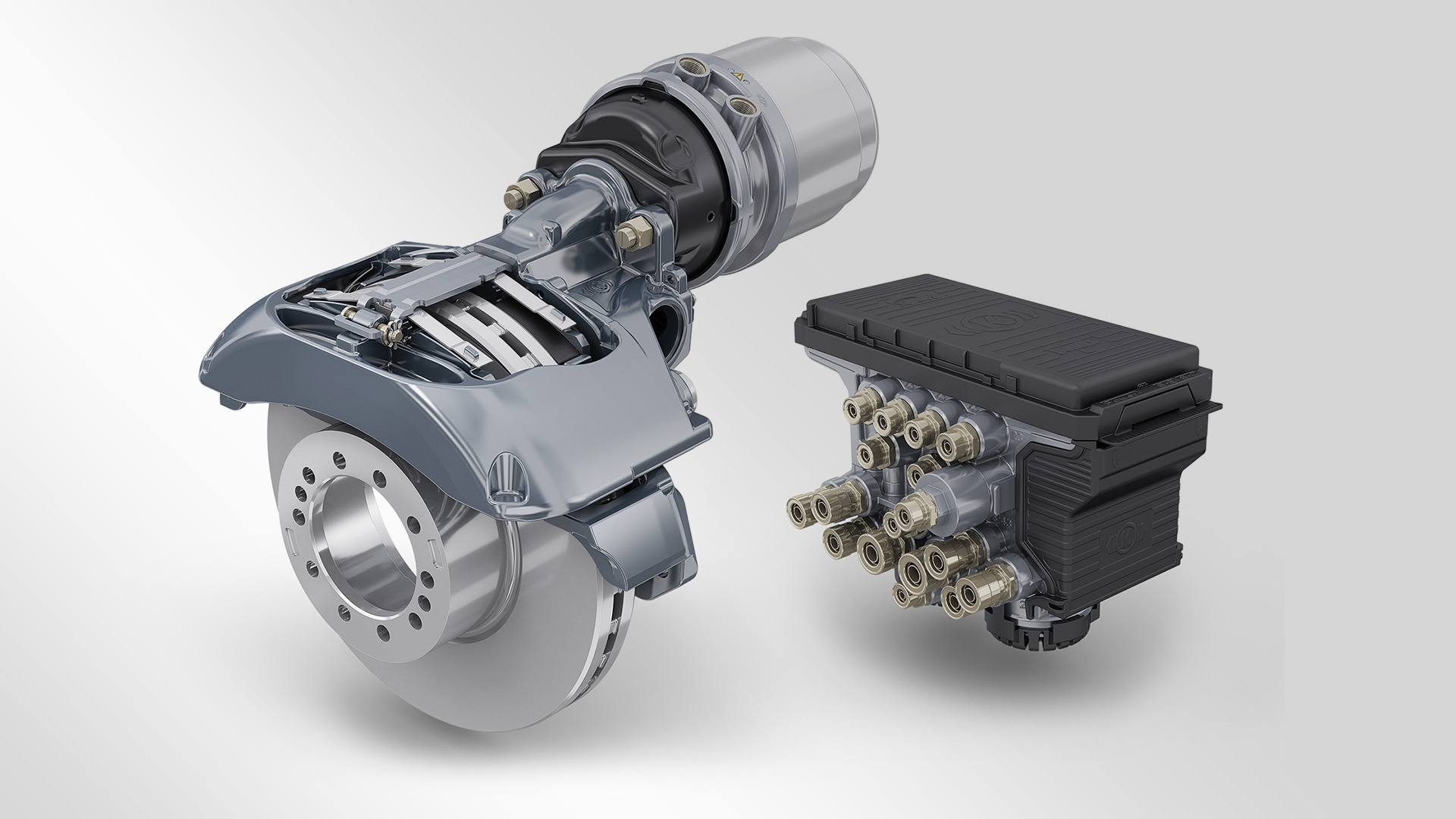 Knorr Bremse At The Iaa Augmented Reality Tour Shows Off Latest Bicycle Generator Systems Pedal Power Generators Trailer Technology Group