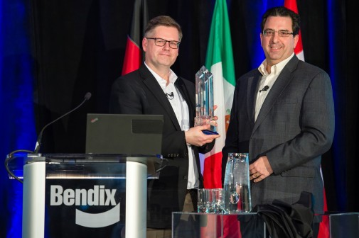 Knorr-Bremse Group - Knorr-Bremse receives key award from
